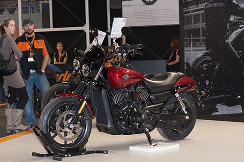 Обзор Harley-Davidson Street 750